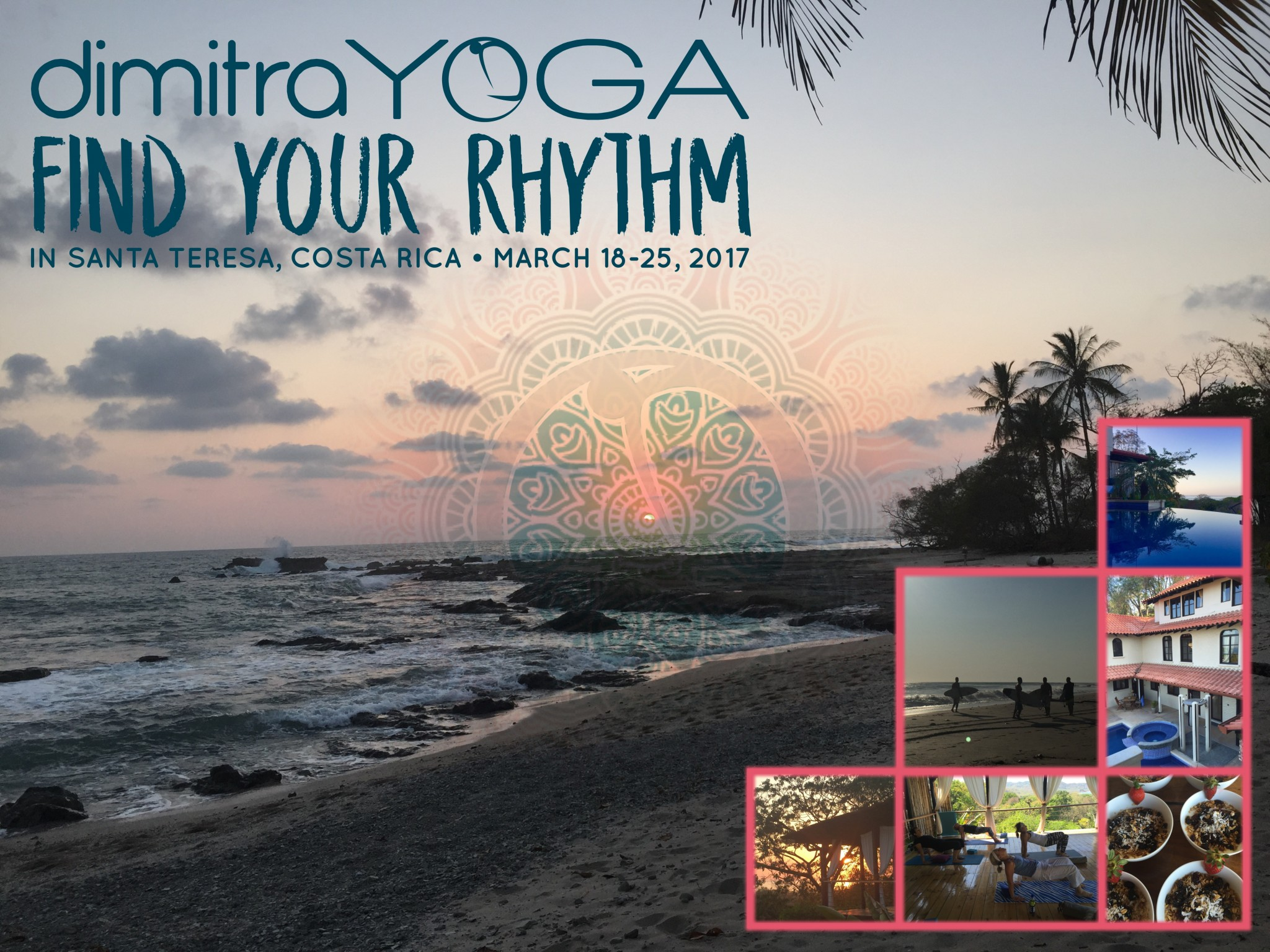 """Find Your Rhythm"" in Santa Teresa, Costa Rica"