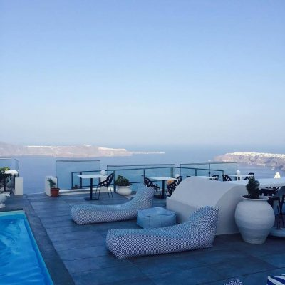Yoga retreat the Santorini, Greece