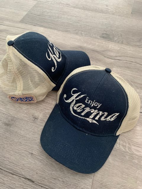 Enjoy Karma Hat