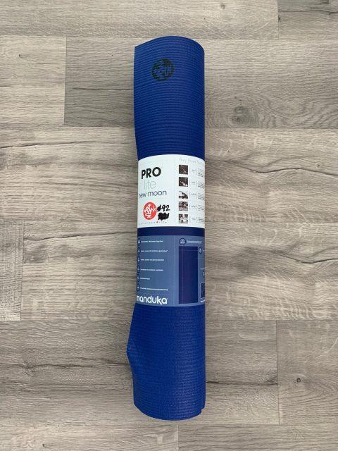 Manduka Pro Lite Mat Blue