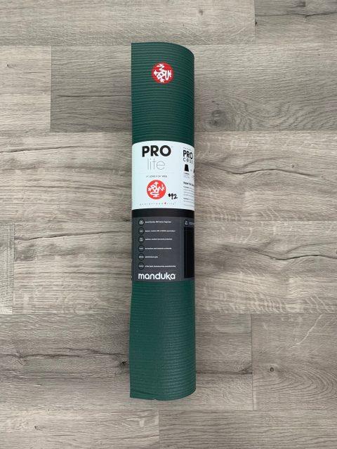 Manduka Pro Lite Mat Green