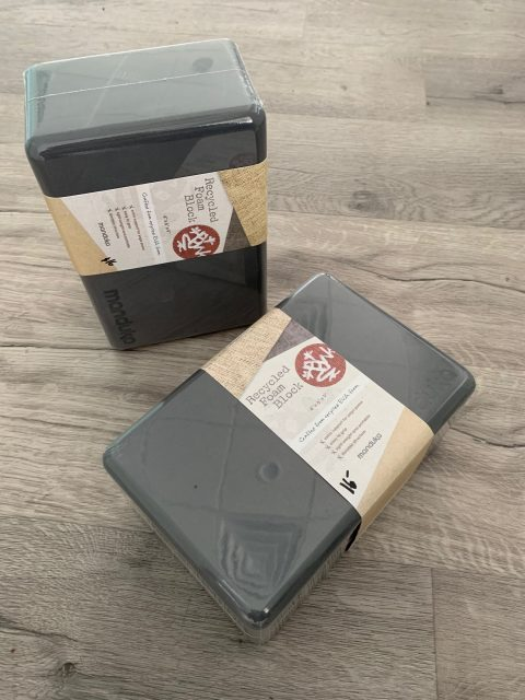 Manduka Recycled Foam Block